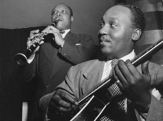 Jazz lesson 1