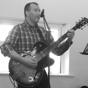 robert sinclair - guitar teacher meath